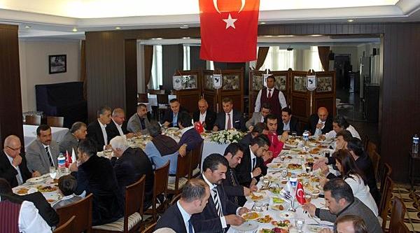 Beşiktaş Kulübü Başkani Fikret Orman, Hatay'da