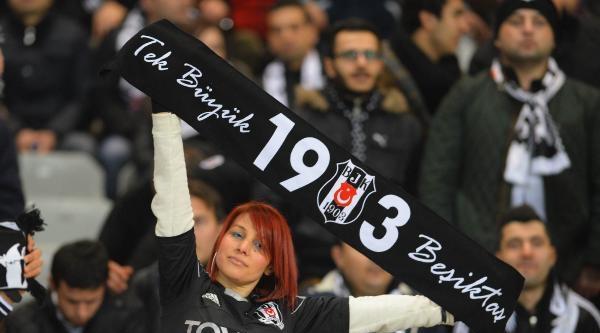 Beşiktaş - Medıcal Park Antalyaspor Maçının Fotoğrafları