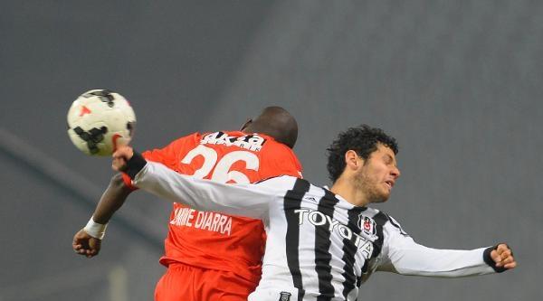 Beşiktaş - Medıcal Park Antalyaspor Maçının Fotoğrafları (ek)