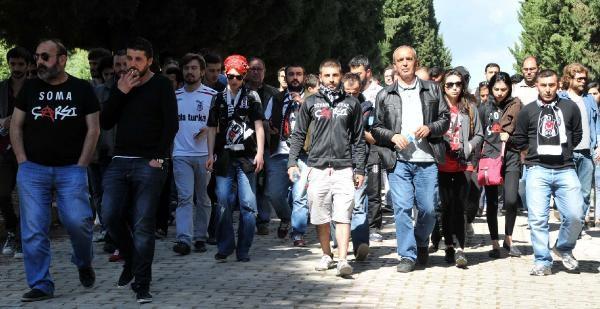 Beşiktaş'ın Taraftar Grubu Çarşi, 'soma'da
