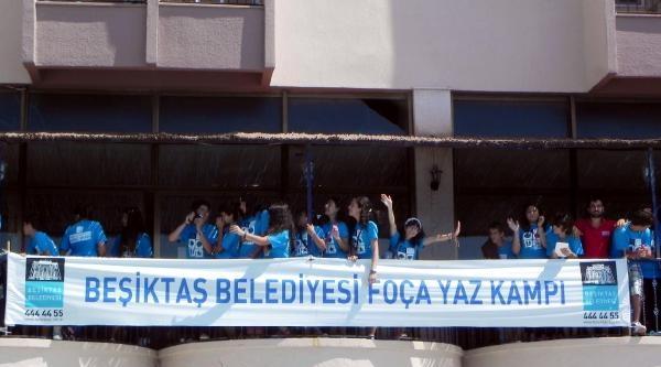 Beşiktaşlı Gençler Sertifikalarını Acun'dan Aldı