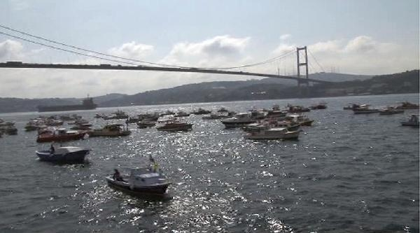 Beşiktaş'ta Kabotaj Bayramı Kutlamaları
