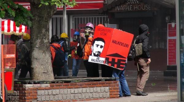 Beşiktaş'ta Polis Müdahalesi