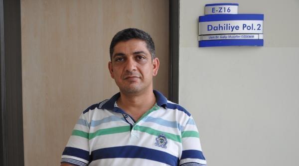 Besni'de Öğretmenin Dövdüğü Doktorun Parmağı Kırıldı