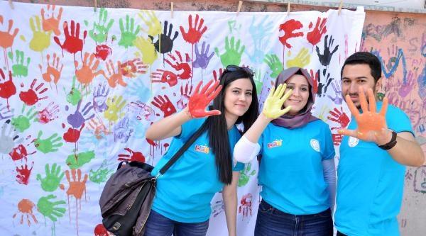 Beü Gençlik Haftası Açılışında 'özgür Ol' Standı