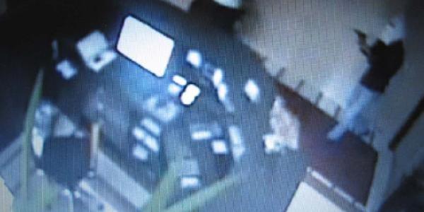 Beyaz Maskeli Otel Gaspçisi Yakalandi