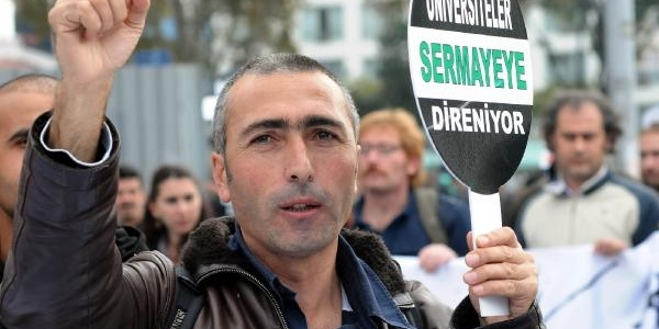 Beyazit'Ta Yök Protestosu (2)