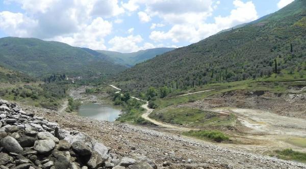 Beydağ Barajı'na Bademli Göleti'nden Su Takviyesi