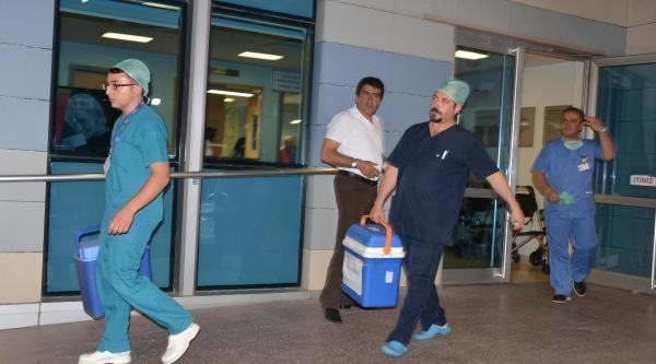 Beyin Kanamasından Ölen Kadının Organları, 3 Kişiye Hayat Verecek