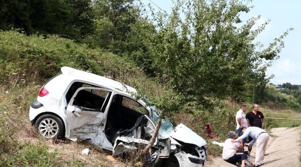 Beykoz-riva Yolunda Kaza, 3 Ölü 8 Yaralı