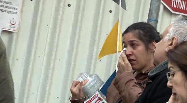 Beykoz'daki Sosyete Çarşisinda Yangin: 170 Işyeri Kül Oldu  (1)