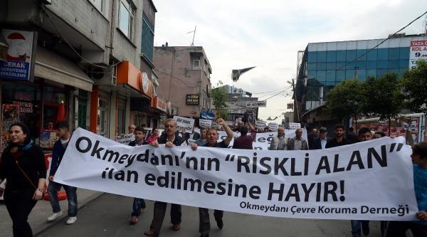 Beyoğlu Belediyesi'nden Okmeydanı İçin 'riskli Alan' Kararı