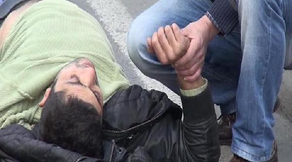 Beyoğlu'nda Kaza : 1 Yaralı