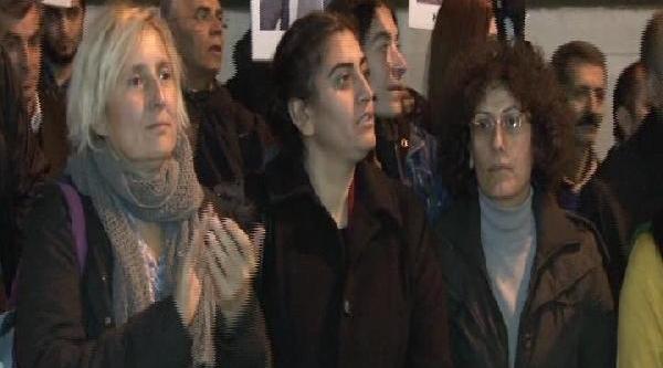 Beyoğlu'nda 'kck Basin Davasi' Protestosu