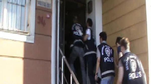 Beyoğlu'nda Nefes Kesen Uyuşturucu Operasyonu Kamerada
