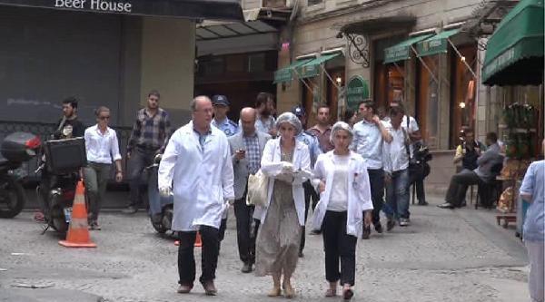 Beyoğlu'nda Ramazan Denetimi