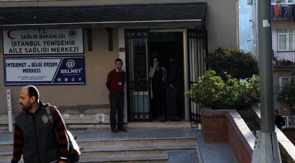 Beyoğlu'nda Semt Konağina Ses Bombasi