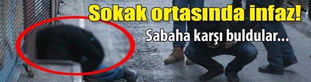 Beyoğlu'nda sokak ortasında cinayet!