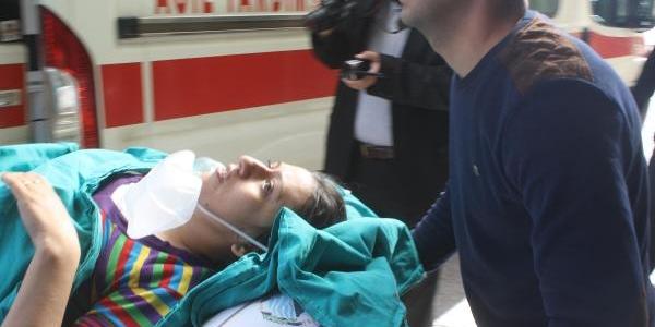 Beyşehir'de Ayni Aileden 4 Kişi Sobadan  Zehirlendi