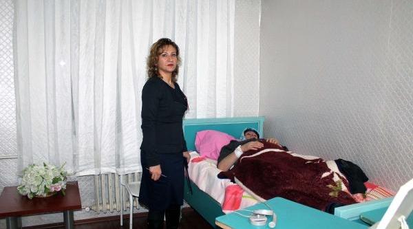 Beytüşşebap Devlet Hastanesi'nde Hamileler Için Özel Oda
