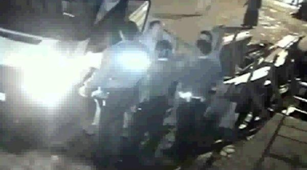 Biber Gazi Sikan Polise Suç Duyurusu