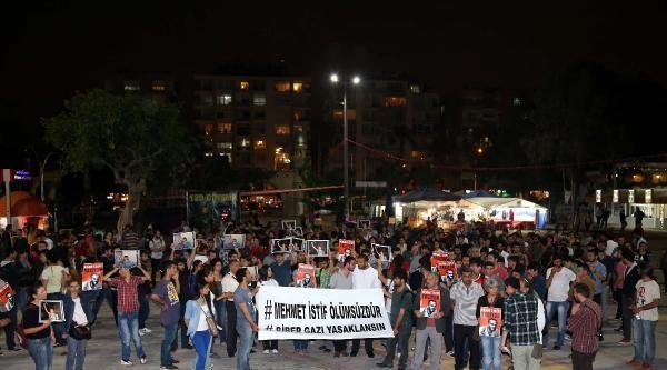 Biber Gazıyla Kanser Olduğunu İddia Eden Gezi Eylemcisi Mehmet İstif Öldü (2)