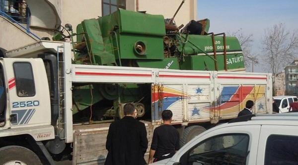 Biçerdöverle Kaçakçilik Polise Takildi