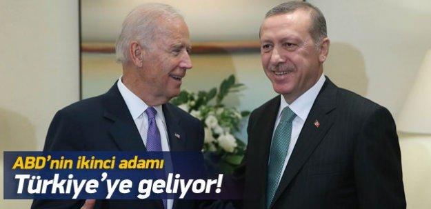Biden Türkiye'ye geliyor!