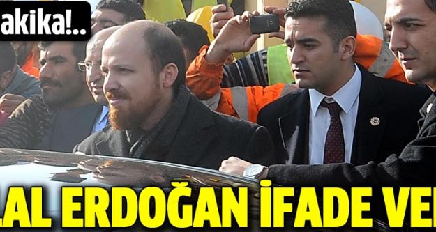 Bilal Erdoğan İfade Verdi