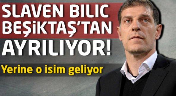 Bilic Beşiktaş'tan ayrılıyor! Yerine...