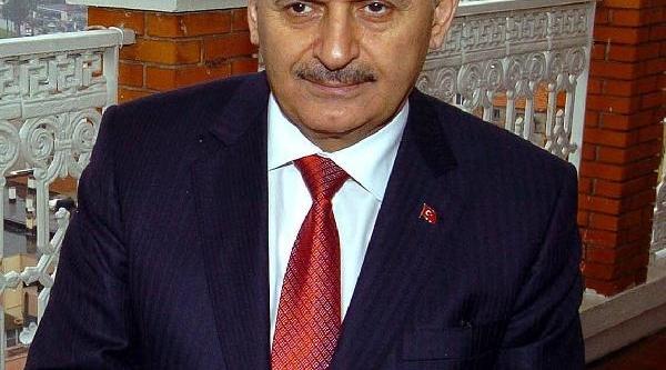 Binali Yildirim, 3 Aralik'ta Resmen Aday