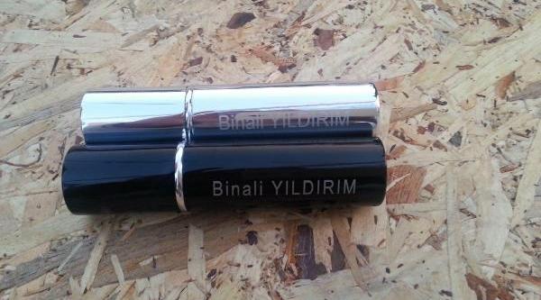 Binali Yildirim'A Özel Parfüm