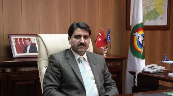 Bingöl Belediye Başkani Ak Parti'den Istifa Etti