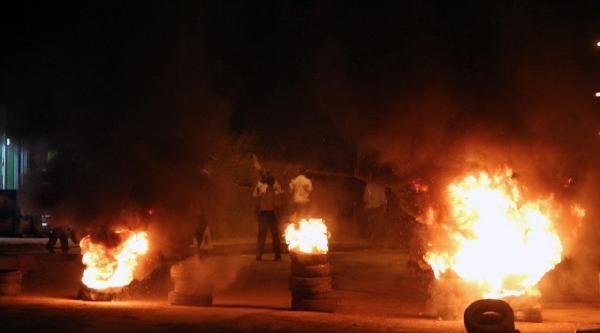 Bingöl'de Mahsum Korkmaz Heykeli Gerginliği