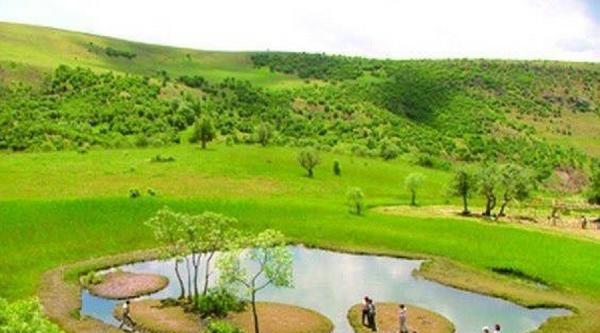 Bingöl'deki Yüzen Ada, Çocuk Bahçesi Oldu