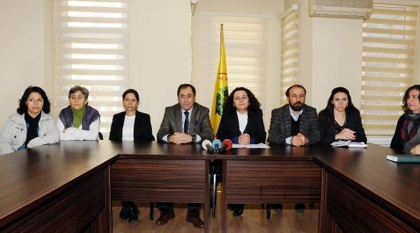 Bingül: Seçim Endeksli Bir Ziyaretin Olmasi Doğrusu Partimizi Ve Kürtleri Üzmüş Durumdadir