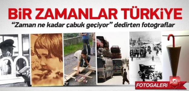 Bir zamanlar Türkiye..