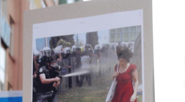 Birinci Yıl Dönümünde Gezi İçin Yürüdüler