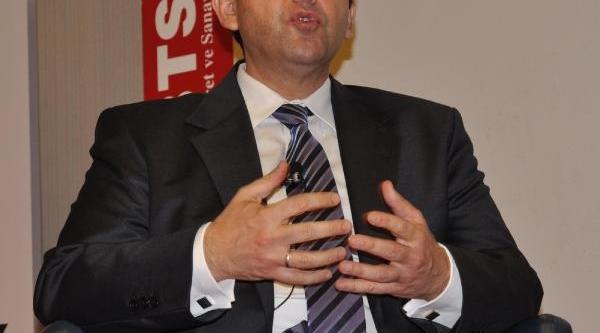 Bist Başkani Turhan: En Büyük 10 Ekonomi Hedefi Için Şirketlerimiz Halka Açilmali