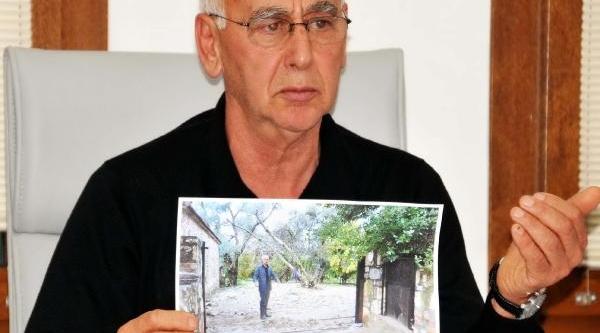 Bitez Belediye Başkani Çömez'In Imar Plani Tepkisi