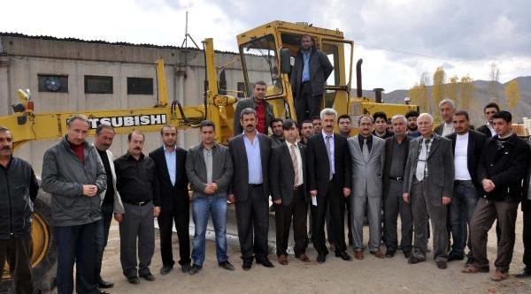 Bitlis Il Özel Idaresi Bölgeye Operatör Yetiştiriyor