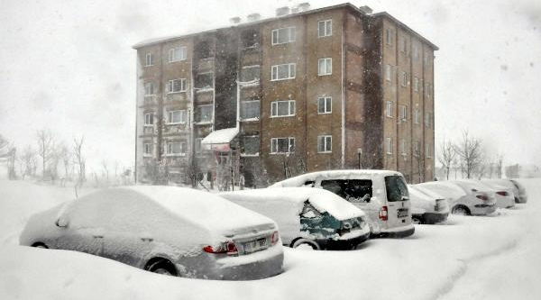 Bitlis, Kar Altinda