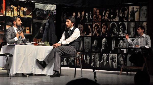 Bitlis'in Tiyatrocuları İddiali