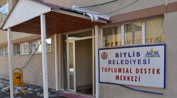 Bitlis'in Yeni Belediye Başkanı Olan'dan; 'evraklar Tahrip Edildi' İddiasi