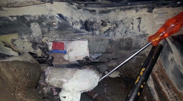 Bitlis'te 12 Kilo Eroin Ele Geçirildi