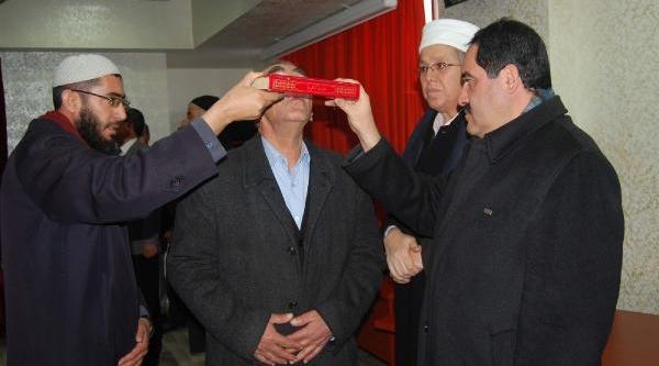 Bitlis'Te 2 Yildir Süren Kan Davasi Barişla Sonlandi