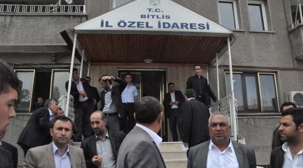 Bitlis'te İhalede Yolsuzluk İddiasina Suç Duyurusu