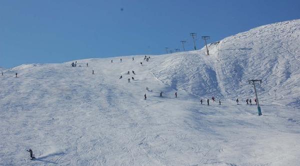 Bitlis'te Kayak Sezonu Başladi