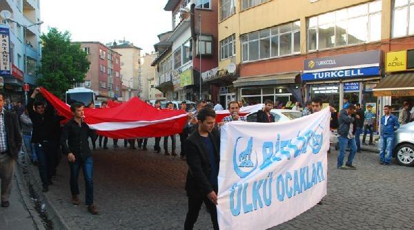 Bitlis'te Ülkücü, Bdp'li Gerginliği