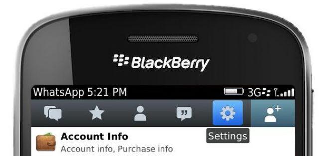 BlackBerry Z10'a Skype geldi